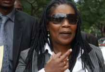 Former ZIFA chief executive Henrietta Rushwaya (pictured) and the association's ex-programmes officer Jonathan Musavengana were fingered as the masterminds of the scandal.
