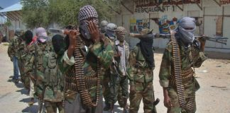 Al-Shabab controls many areas in rural Somalia