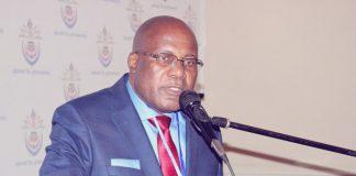 Information minister Chris Mushohwe