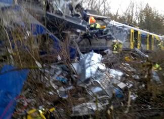 Germany train crash: Several killed in Bavarian town of Bad Aibling