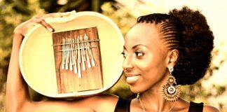 Afro-fusion and traditional music diva Hope Masike