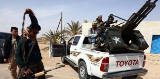 Authorities in Misrata say they are preparing an offensive against Islamic State militants in Sirte