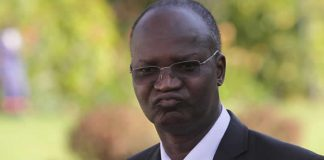 Higher Education minister Jonathan Moyo