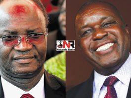 Jonathan Moyo vs Christopher Mutsvangwa