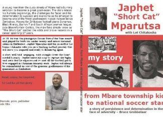Japhet Mparutsa releases autobiography