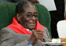 Mugabe having his cake and eating it