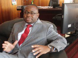 Professor Paul Mavhima, the Deputy Minister of Primary and Secondary Education