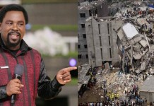 TB Joshua church collapse