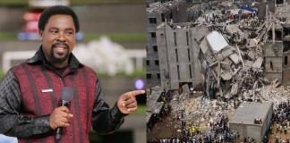 TB Joshua church collapse