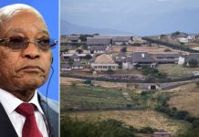 The Nkandla residence has become a political headache for Mr Zuma