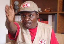 Zimbabwe Red Cross ambassador Alick Macheso: Picture by Takawira Dapi