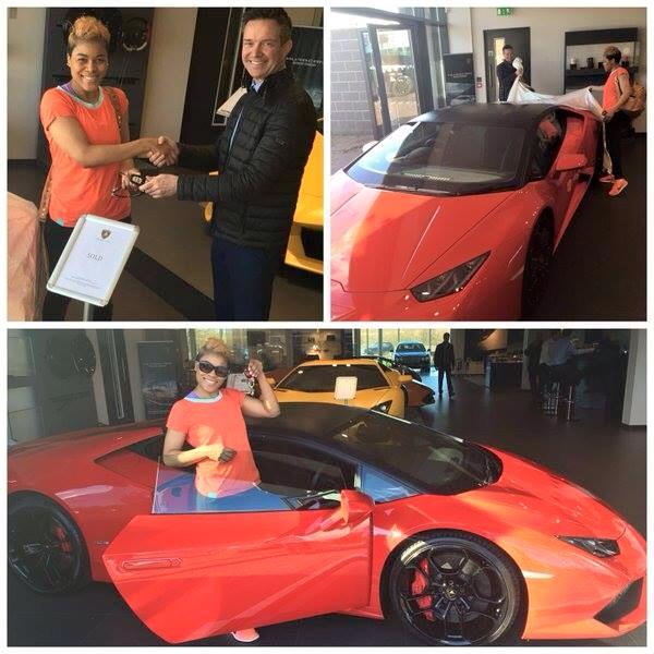 Uebert Angel Buys His Wife A Lamborghini For Valentines Nehanda