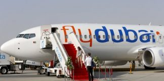 FlyDubai is a low cost carrier based in the United Arab Emirates