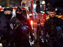 rench police have arrested four people in Paris. AFP/Getty Images [File photo]