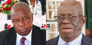 Chris Mutsvangwa replaced by Tshinga Dube