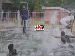 Sanyangore walks on water? Miracle of fiction?