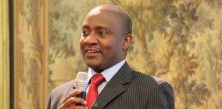 Africom Holdings Group CEO, Kwanayi kashangura (Picture by TechZim.co.zw)