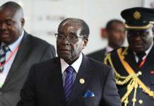 Globetrotter: President Robert Mugabe