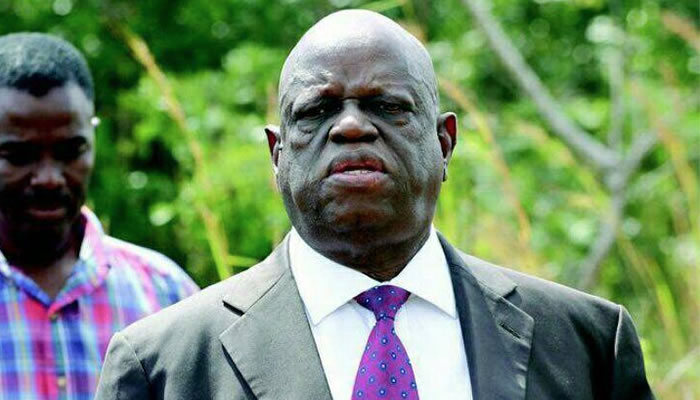 Colonel (Retired) Tshinga Dube