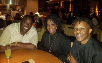 Convicted fraudster and Zifa benefactor Wicknell Chivayo courted more controversy after he flaunted pictures of him allegedly having dinner with First Lady Grace Mugabe in Dubai on social media