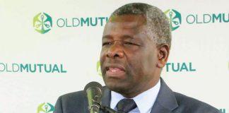 Old Mutual Zimbabwe managing director, Jonas Mushosho