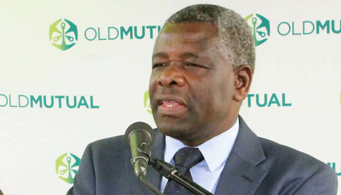Old Mutual Zimbabwe managing director, Jonas Mushosho