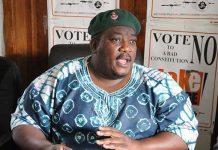 Progressive Teachers' Union of Zimbabwe general-secretary, Raymond Majongwe