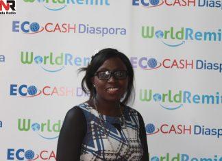 EcoCash General Manager Natalie Jabangwe