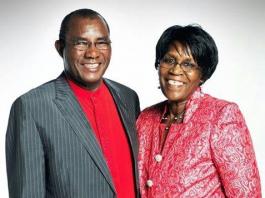 Bishop Bartholomew Manjoro's wife Clara Apphia Manjoro has died