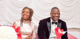 Birthday Boy: Former Zengeza MP Tafadzwa Musekiwa and wife Tari