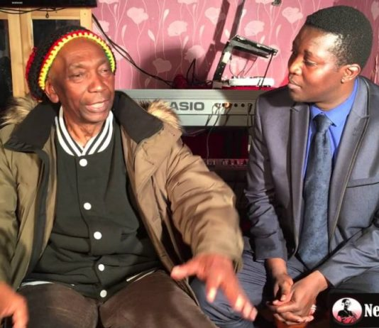 Thomas Mapfumo speaks to Lance Guma on Nehanda TV in the UK
