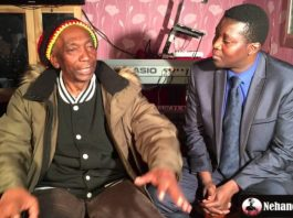 Thomas Mapfumo speaks to Lance Guma on Nehanda TV in the UK