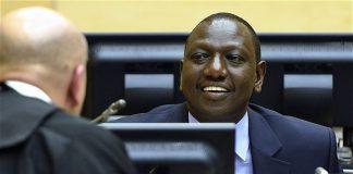 Kenya VP William Ruto due to hear war crimes case ruling