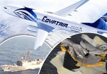 EgyptAir crash