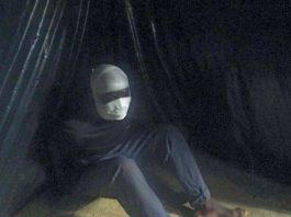First ever picture of Itai Dzamara in custody