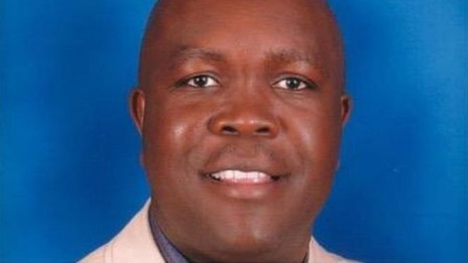 Jacob Juma was in his forties and was a critic of the government