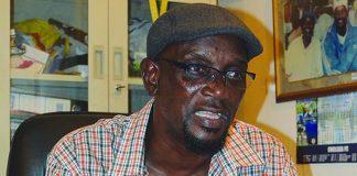 Dynamos president Kenny Mubaiwa