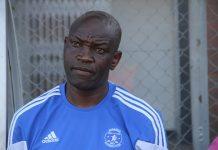 DYNAMOS interim coach Lloyd Mutasa