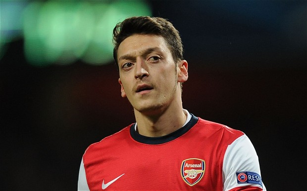 Arsenal Is Ready To Make Ozil First £200,000 A Week Player