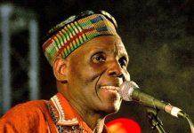Zimbabwe music legend Oliver Mtukudzi