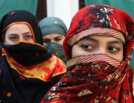 Pakistani women have very few rights when it comes to relationships and marriages