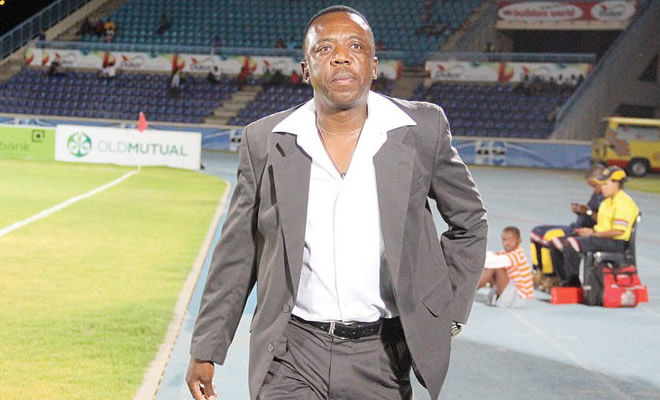 Chicken Inn gaffer Rahman Gumbo got off to a flying start