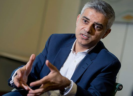 Sadiq Khan has been elected the new Mayor of London