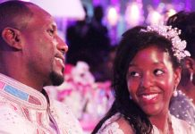 Love Birds: Simba Chikore and Bona Mugabe