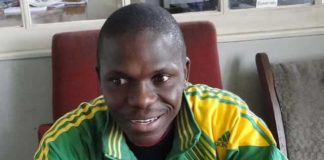 Thulani Sibanda
