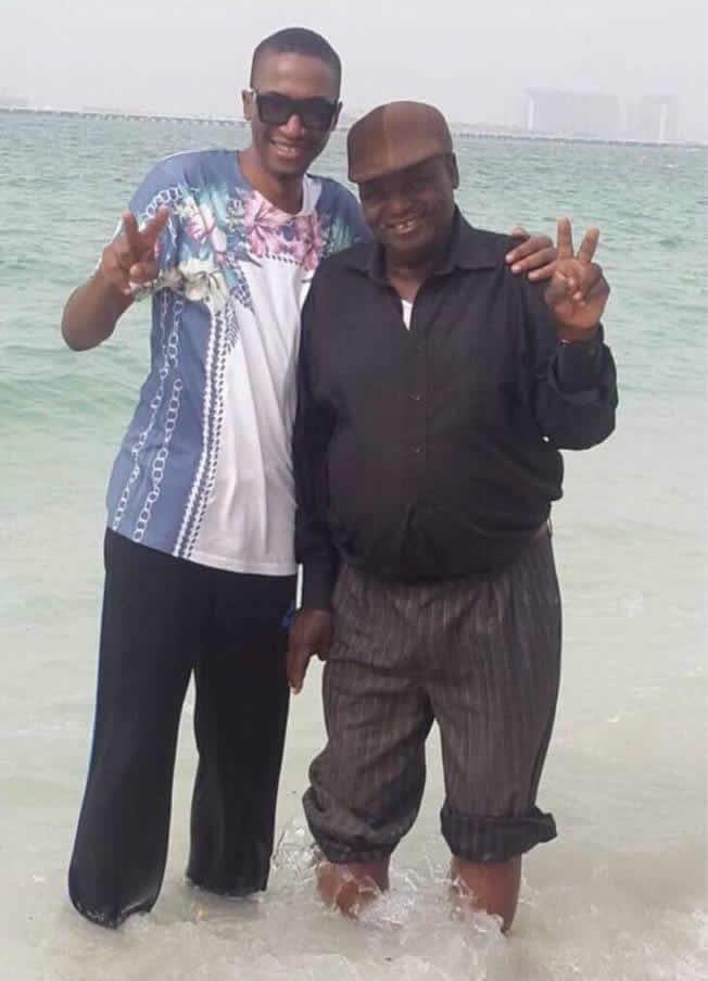 Uebert Angel's father dies – Nehanda Radio