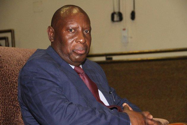 Energy and Power Development Minister Dr Samuel Undenge