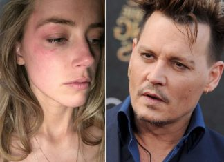 A US judge has ordered actor Johnny Depp to stay away from his estranged wife, actress Amber Heard, after she alleged he assaulted her.
