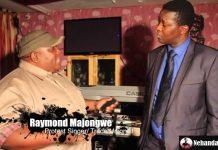 Raymond Majongwe during an appearance on Nehanda TV