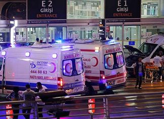 Istanbul Ataturk airport attack: At least 10 reported dead